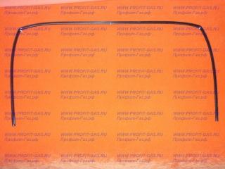 Резина уплотнительная дверки духовки Гефест 1100 (259*490*259 мм)
