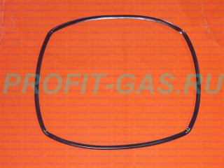 Резина уплотнительная дверки духовки Гефест 6300, GEFEST-6300 (О-образное 430*310мм)