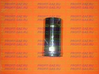 Труба d-130мм (AISI 430/0.5мм) L-0.25м