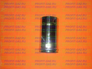 Труба d-140мм (AISI 430/0.5мм) L-0.25м