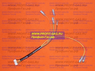 Кабель электронного блока управления для газовой колонки NEVA-5513, NEVA-5514