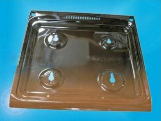 Стол газовой плиты Гефест-3100 коричневый