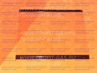 Стекло внутреннее плиты Дарина 1401, Дарина 1402, Дарина GM441, Дарина GM442, Дарина КМ441, Дарина ЕМ241, Дарина ЕМ341 (447х400 мм)