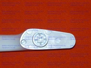 Ручка дверки духовки GEFEST-ДА602 белая