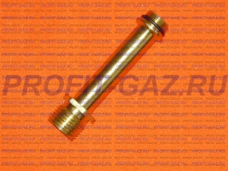 Трубка на вход холодной воды водяного узла ВПГ Астра 8910-15 с 2006г.в., Астра 8910-16 с2008г.в. прямая L-88мм