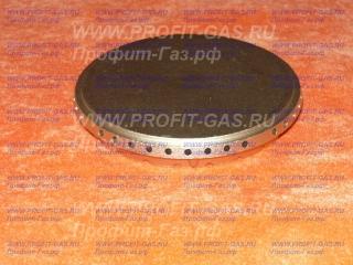 Рассекатель горелки d-90 мм (латунь) Indesit