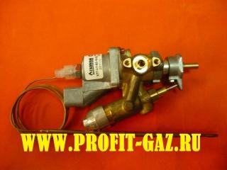 Кран духовки без гриля газовой плиты Дарина GM441, Дарина GM442, Дарина GM341 с газконтролем