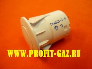 Кнопка подсветки духовки плиты Дарина ПКН-501-2-4 белая