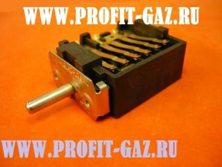 Переключатель мощности конфорок для электроплиты Дарина ПМЭ27-2375П