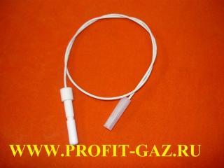 """Разрядник (электрод) с проводом L-120mm """"Дарина"""" (001.302)"""