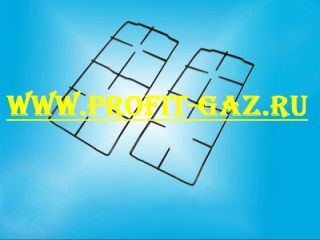 Решетка плиты Дарина GM341 (комплект 2шт)