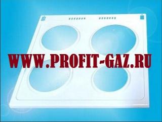 Стол /верхняя панель/ электроплиты Гефест 1140, GEFEST-1140 белый