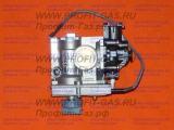 Газоводяной узел для газовой колонки NEVA-5013. MERTIK GW40В 3C4A2B2X1-01