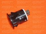 Кнопка подсветки духовки плиты Дарина ПКН-501-1-4 черная