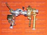 Газоводяной узел для колонки NEVA-4513