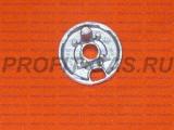 Рассекатель горелка конфорка малая газовой плиты Hansa. Заводской код 8023672