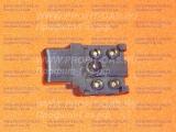 Кнопка выключатель ВК 8А с фиксацией в нажатом положении (115)