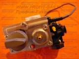 Газоводяной узел MERTIK для колонки МORA-Vega-16. Тип GW40В-4В4А3В2А4-01