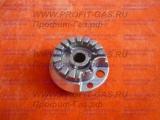Горелка конфорка плиты Гефест-1500, Гефест-3500, GEFEST-5100, GEFEST-5500, Гефест-6500 малая