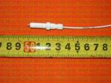 Разрядник (электрод) плиты GEFEST-1500, GEFEST-3500, GEFEST-6100, GEFEST-6300, GEFEST-6500, GEFEST-СН1211, GEFEST-2230 (длина провода 400мм) для горелок SABAF