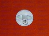 Ручка для плиты Gorenje белая. Заводской код 850926