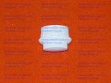 Кнопка ТУП плиты Гефест-1100, GEFEST-1500, Гефест-3100  короткая ножка белая