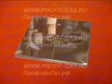 Крышка плиты Гефест 2140 коричневая