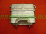 Теплообменник радиатор газовой колонки BOSCH Бош Junkers Юнкерс WR13, WR14. Производство - Россия