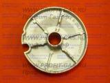 Рассекатель большой горелки конфорки газовой плиты Ariston. Заводской код C00257566