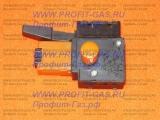 Кнопка выключатель для электродрели Colt 1305 с реверсом (144)