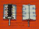 Переключатель конфорки ПМ-7 Т150 для электроплит ЭЛЕКТРА, Ново-Вятка
