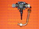 Водяной узел газовой колонки NEVA 4011, NEVA-4510, NEVA 4511
