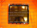 Противень жаровня эмалированный для плиты Гефест-5100, Гефест-6100, Гефест-6140, Гефест-6300, Гефест-6500, ДА602
