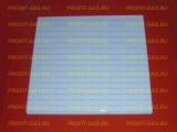 Крышка плиты Гефест-1200 эмалированная белая