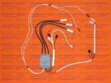 Электронный блок с разрядниками для газовой колонки Таганрог Газоаппарат ВПГ-12