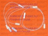 Провод к разряднику газовой плиты Брест, GEFEST до 2004 г.в. (комплект 4шт.)