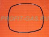 Резина уплотнительная дверки духовки Гефест 1140 (О-образное 440*340мм)