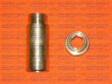 """Удлинитель латунный ДУ-15 (1/2"""") длина 50мм"""