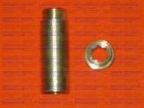"""Удлинитель латунный ДУ-15 (1/2"""") длина 60мм"""