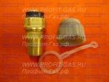 Клапан для газовых баллонов 5 литров старого типа КБ-2