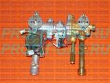 Газоводяной узел для колонки Ладогаз 10Е