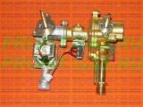 Газоводяной узел для колонки Ладогаз 10А, Ладогаз 10М, Ладогаз 11ED