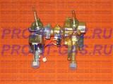 Газоводяной узел для колонки Ладогаз 11PL-01, Ладогаз 11ED-01