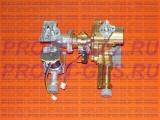 Газоводяной узел для колонки Ладогаз 14FD