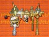 Газоводяной узел для колонки Ладогаз 8А, 10 ED