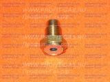 Штуцер для соединения трубки запальника с газоводяным узлом газовой колонки NEVA-5011, NEVA-5013, NEVA-5014
