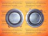 Мембрана водяного блока газовой колонки Таганрог Газоаппарат ВПГ-12 черная