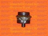 Кнопка ТУП Гефест-3100, GEFEST-3200 длинная ножка (коричневая)