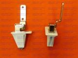 Крепление /кронштейн/ эмалированной крышки плиты GEFEST