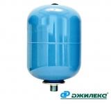 """Гидроаккумулятор Джилекс 10л, вертикальный, подключение 1"""" (ДУ-25)"""